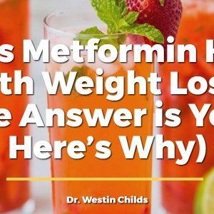 کاهش وزن با متفورمین